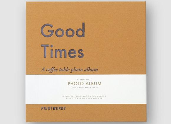Photo Album - Good Times - Square