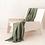 Thumbnail: Olive Lambswool Knee blanket