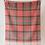 Thumbnail: Supersoft lambswool baby blanket Royal Stewart Antique tartan