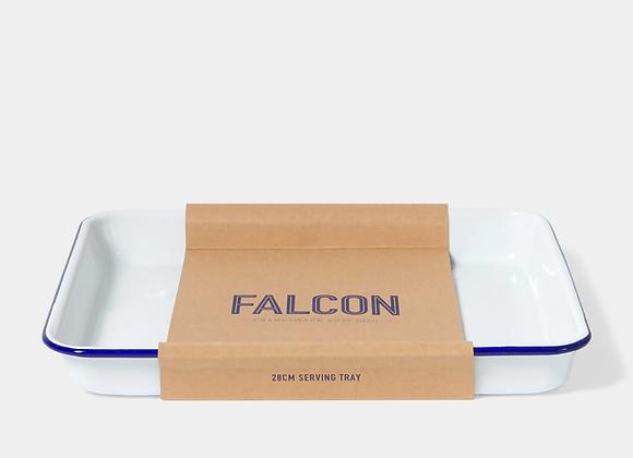 Falcon enamel serving tray