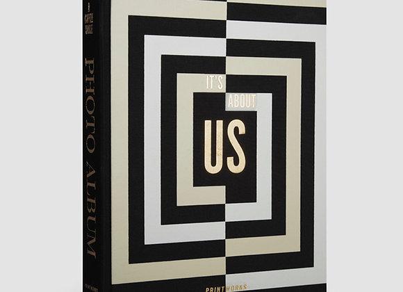 Photo Album -It's about us - Large