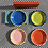 Bornn colorama enamel plate hk