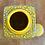 Thumbnail: Yellow rectangular Ginger Jar Small