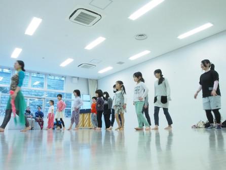 2015.11.23(月) Bellydance WS ぼくらの学び舎