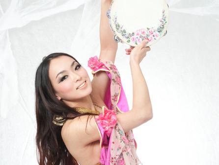 2017.8.5(土)昭島アジアンフードフェスティバル☆ Bellydance SHOW