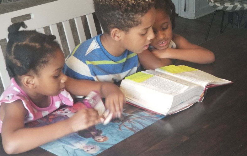 The Youth Ministry: Train Up A Child!