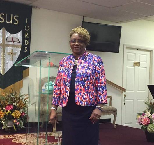 Pastor Floree Williams!