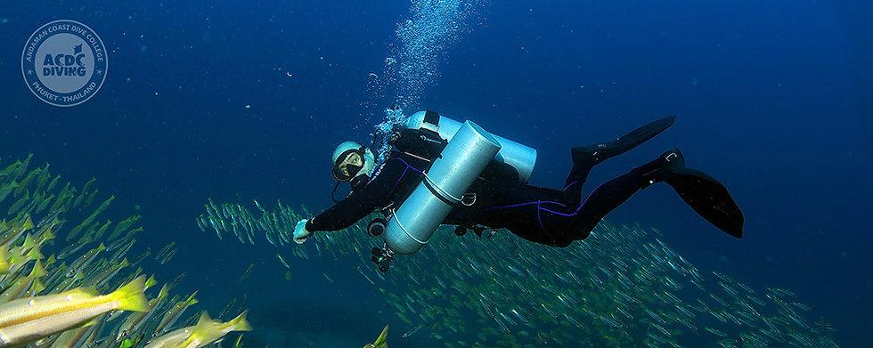 Deep Diver, курс Deep Diver, PADI Deep Diver, SSI Deep Diver, Deep Diver Пхукет, курс PADI Deep Diver, курс Глубокие погружения, Курс Deep, курс Deep Пхукет