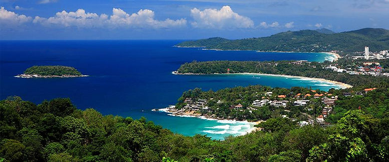 Дайвинг в Таиланде на острове Пхукет, история Пхукета, население Пхукета