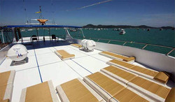 MV Pawara Sun Deck
