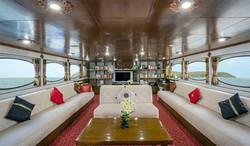 MV Pawara saloon