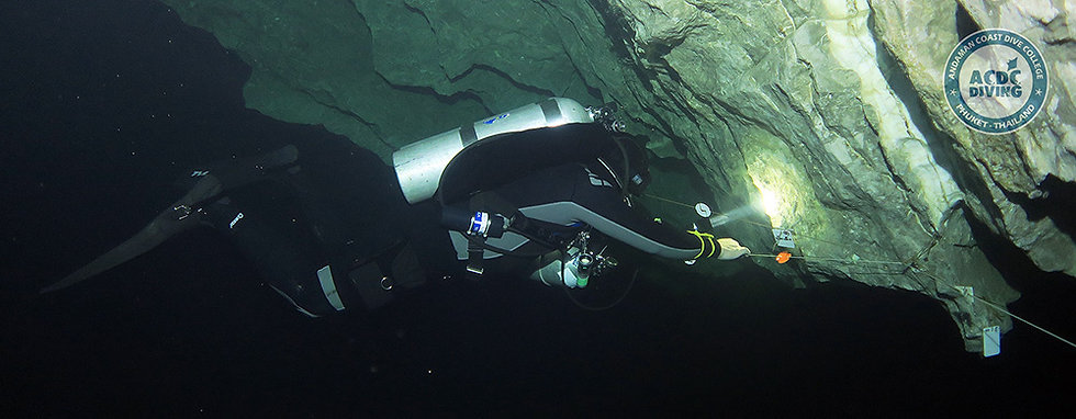 TDI Full Cave, TDI Cave, Cave diver, Full cave diver, TDI Full cave diver, курс TDI Full Cave, курс Full Cave, TDI Full Cave Пхукет, Full Cave Пхукет