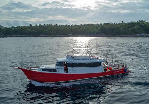 Наша лодка для рыбалки