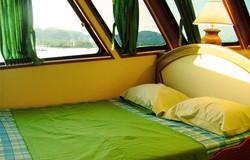 Двуспальная каюта на основной палубе