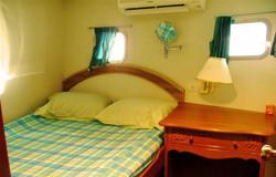 Двуспальная каюта на нижней палубе