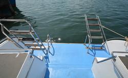 Manta Queen 6 - дайв платформа