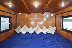 Manta Queen 2 - салон