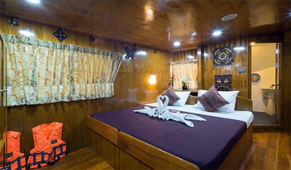 Sawasdee Fasai Master Cabin