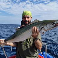 Рыбалка на Пхукете - Ваху