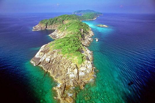 Дайвинг на Пхукете с Andaman Coast Dive College на острове Рача Ной