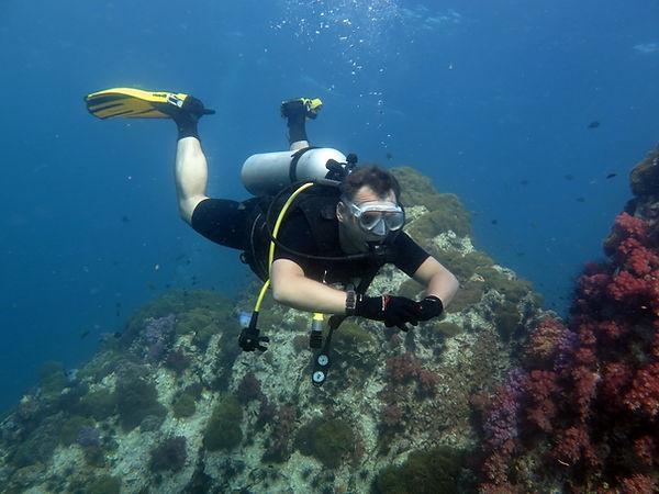 PADI Drift Diver, Drift Diver Пхукет, SSI Tides and Currents