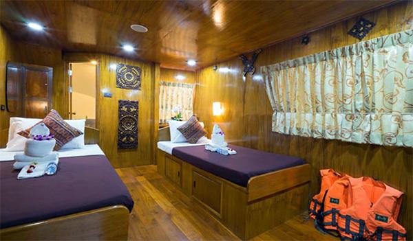 Sawasdee Fasai Standart Cabin