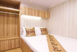 Deep Andaman Queen - Deluxe Double Cabin