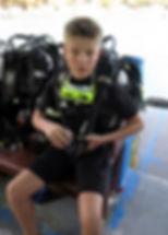 Лучшие инструктора по дайвингу для детей на Пхукете - русский дайв-центр ACDC