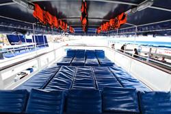 Manta Queen 5 - крытая палуба