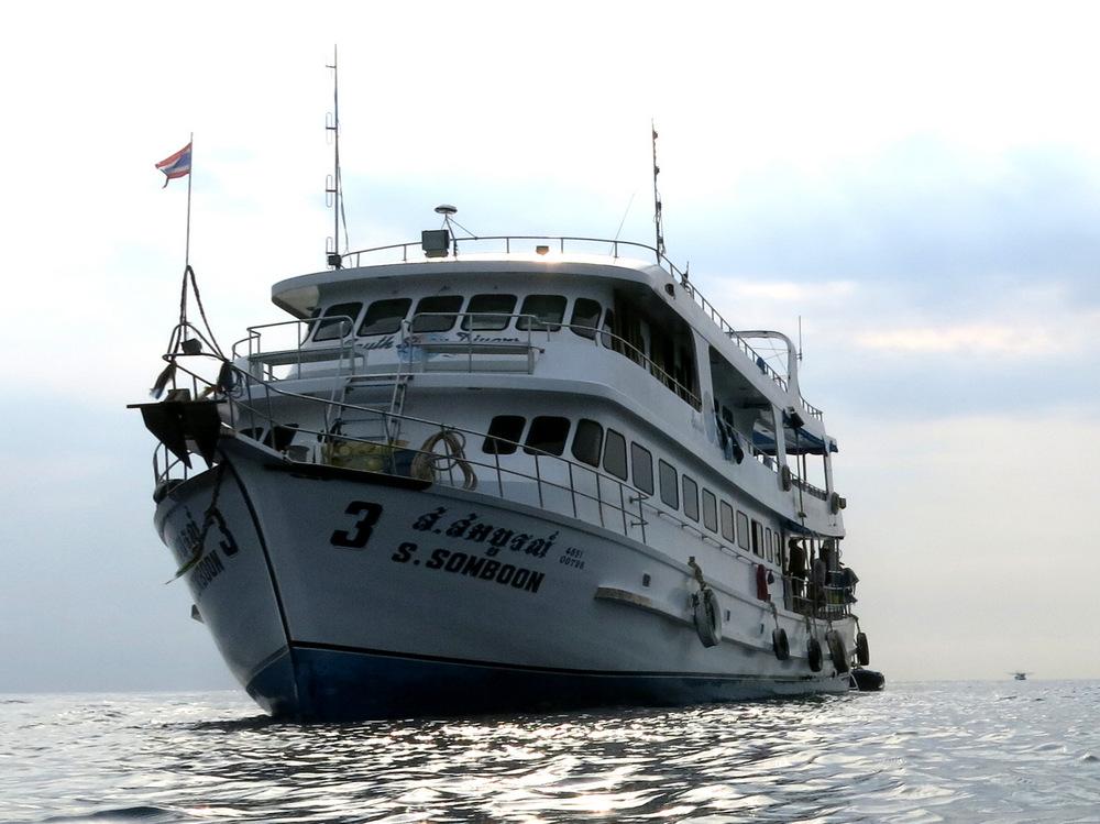 Сафарийный корабль South Siam 3