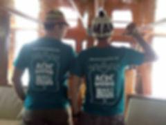 Фирменная футболка ACDC Diving