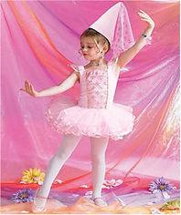 Kid's Ballerina Birthday Party