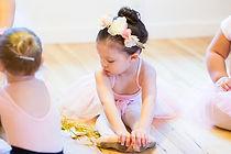 Children's Ballerina Birthday Party