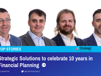 Strategic Solutions 10th year of business in Financial Services
