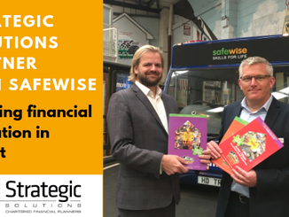 Strategic Solutions partner with SafeWise to boost financial education in Dorset