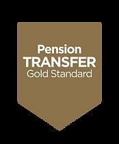 Pension Transfer Gold Standard _Gold_RGB