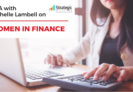 Q&A with Michelle Lambell on Women in Finance