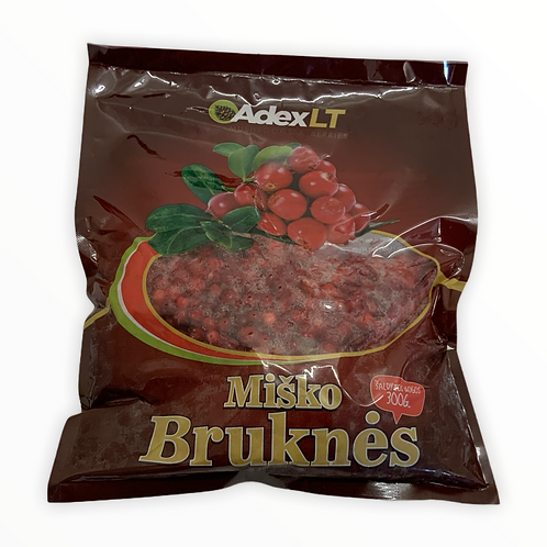 Adex Forest Lingonberries 300g