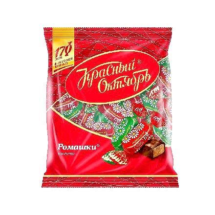Krasnij Oktiabr - Romashki Sweets 250g