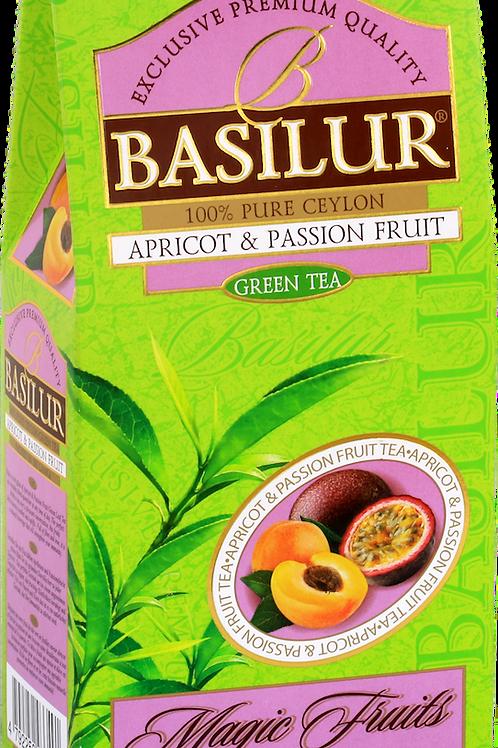 Apricot & Passion Fruit Loose Tea 100g