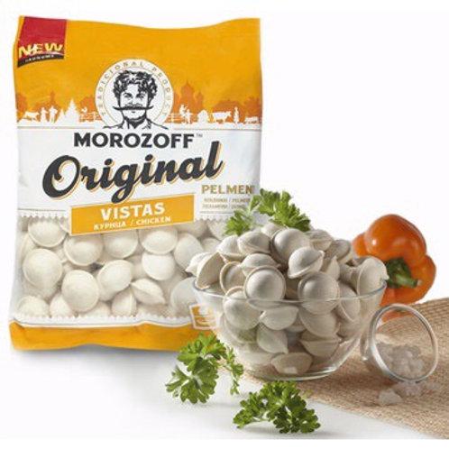 Dumpling with chicken meat  Original  Morozoff 750 g