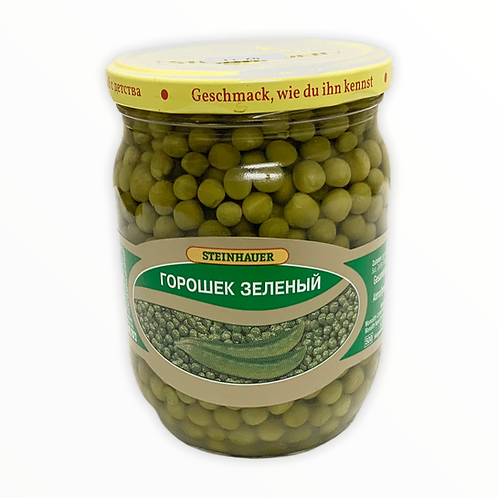 Steinhauer Green Peas 500gr