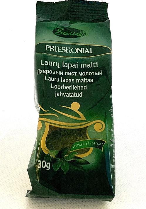 Sauda - Graunded Laurel 30g