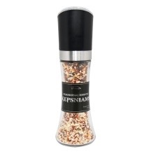 Sauda Spice Mixtures for Roast in Glass Jar with Mill 110g