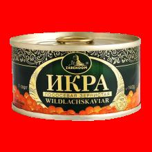Zarendom Gorbusha Red Caviar Classic  in Can 140g