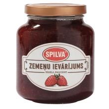 Spilva Strawberry Jam 362ml