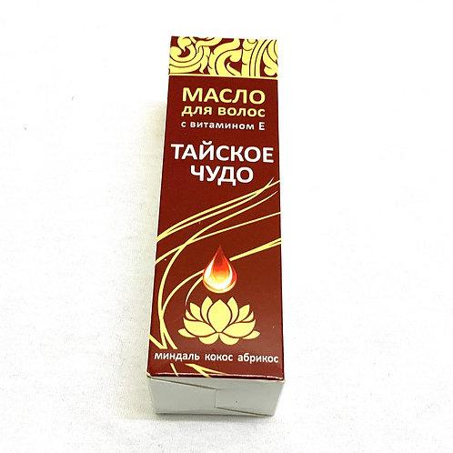 Thai Miracle Hair Oil with Vitamin E 100 ml