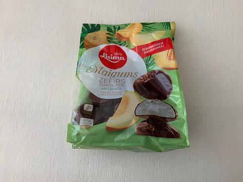 Laima Melon Marshmallow In Chocolate 200g