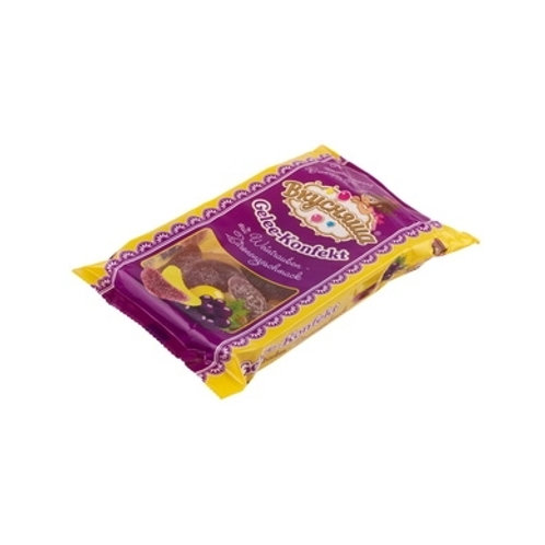 """Jelly Candies """"Vkusnyasha"""" With Grape And Lemon Flavour 200g"""