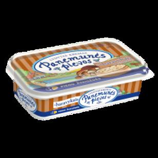 Panemunes Pievos Melted Cheese with mushrooms 185 g